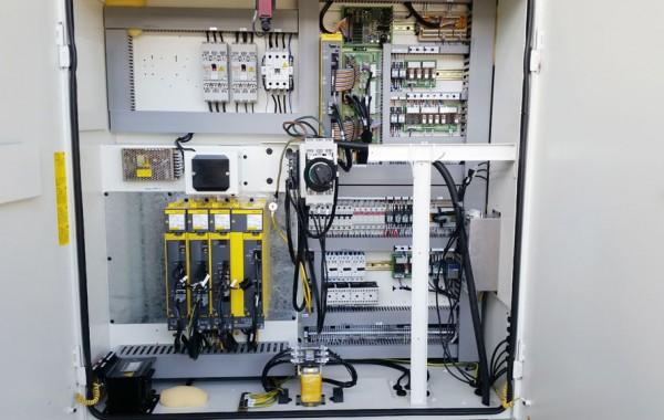 AUTOMATISATION & RECONSTRUCTION ÉLECTRIQUES DE MACHINES